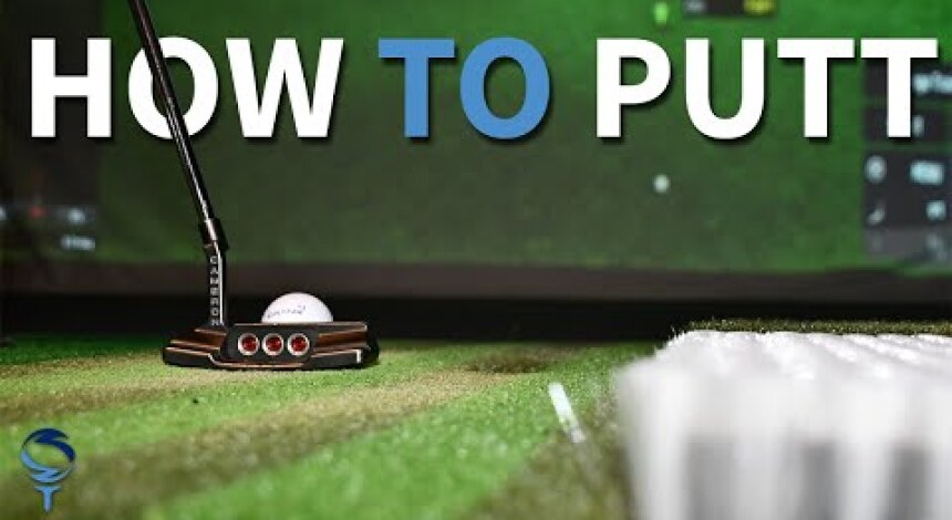 AT THE 'STRICT WITH BEN MACKEY | Episode 1 | How to Putt