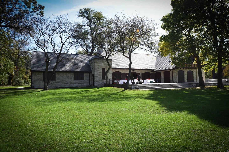 Thatcher Woods Event Pavilion