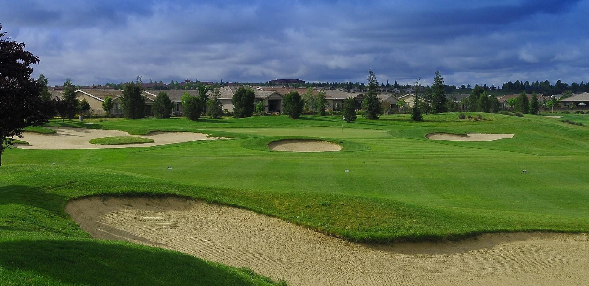 Lincoln Hills Golf Course in Lincoln, California