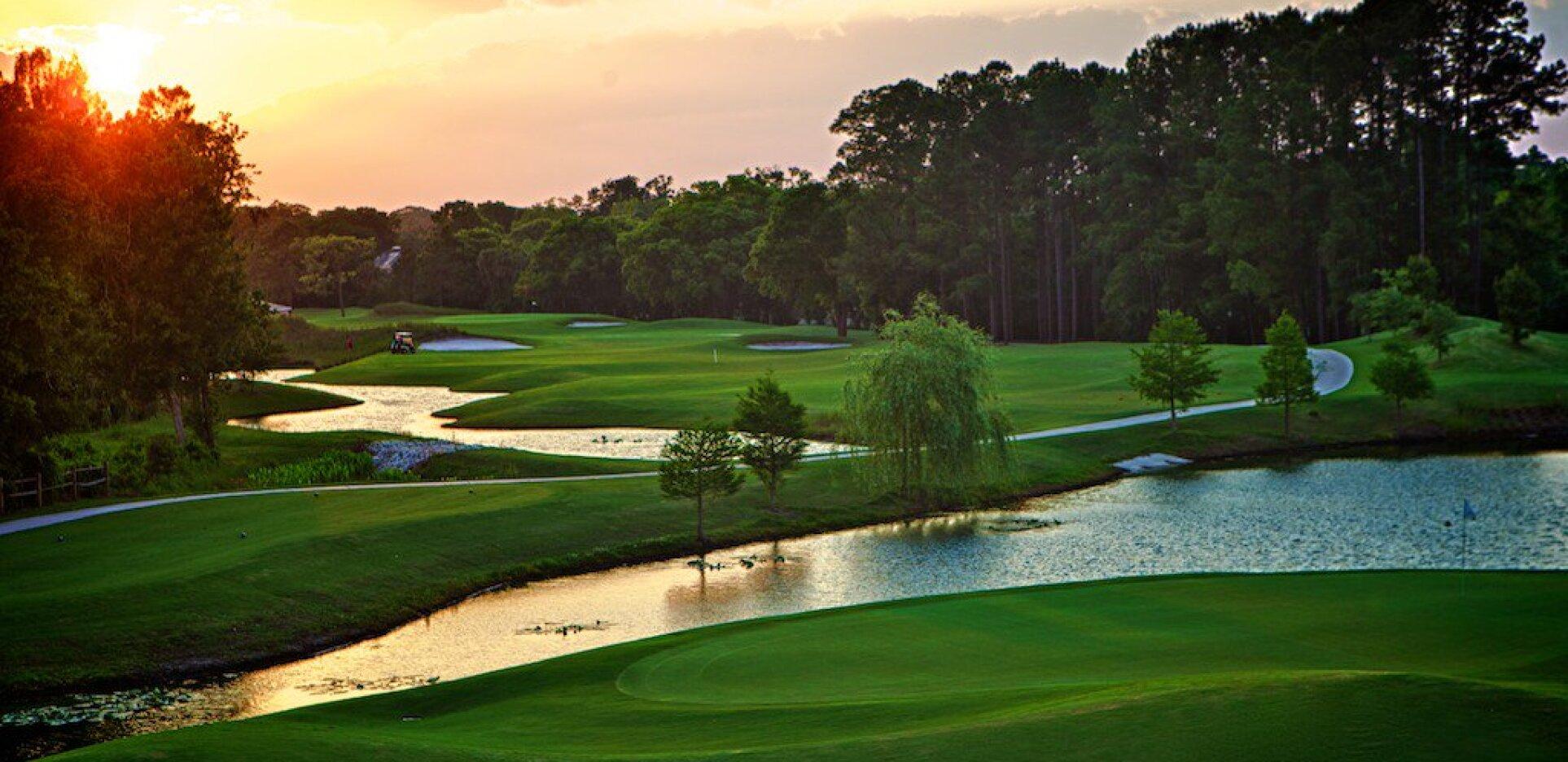 DubsDread Golf Course in Orlando Florida