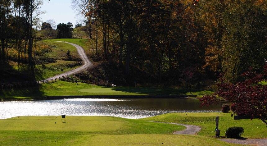 Lexington Golf & CC, Hole 17