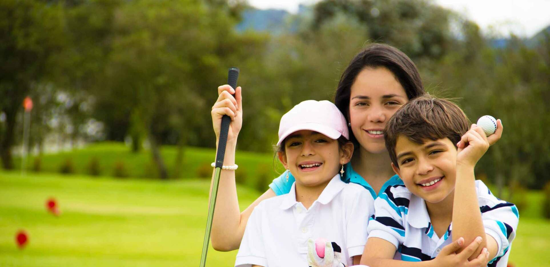Troon Family Golf Month this July