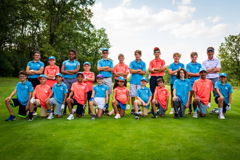 George Dunne Junior Golf Team