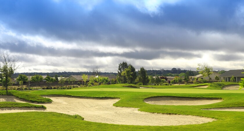 Lincoln Hills Golf Course in Lincoln, California