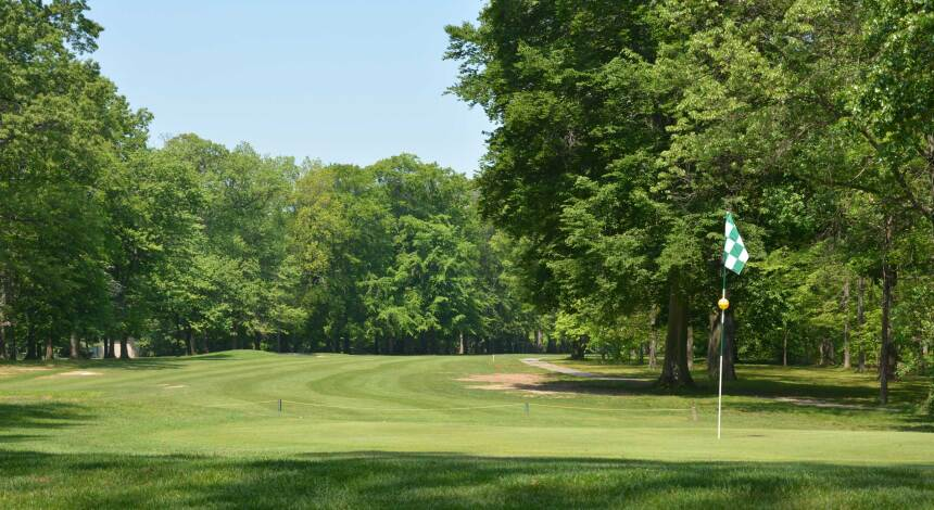 The Meadows at Middlesex, Golf Course in Plainsboro, New Jersey