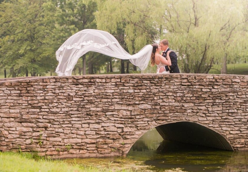 Wedding at Raintree Golf and Event Center