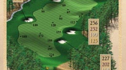 Brickshire Golf Club - golf course description for hole 16
