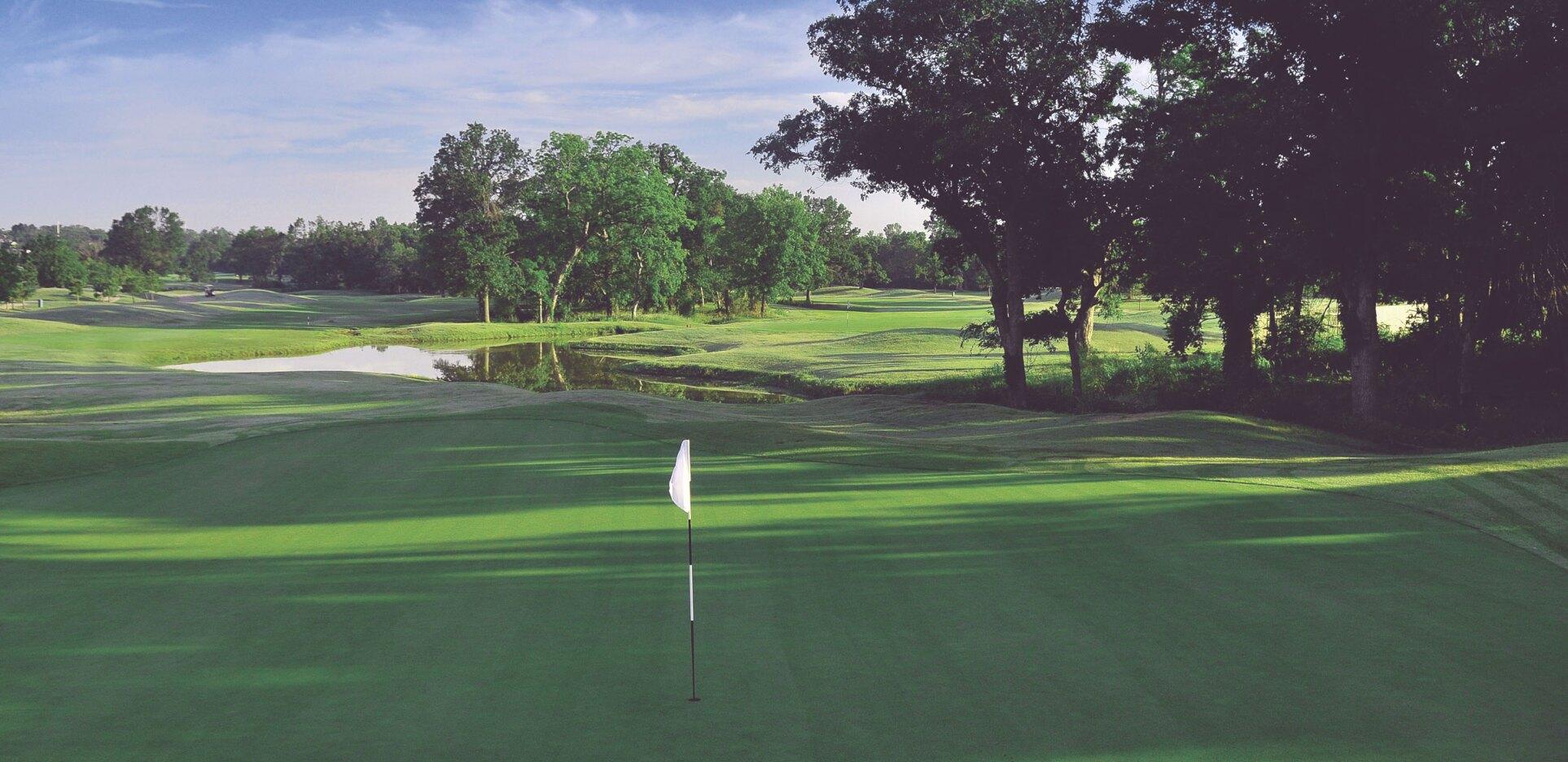 Tulsa Golf, Page Belcher