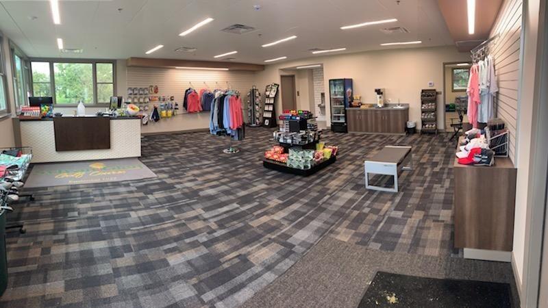Sylvan Glen Golf Course golf shop merchandise