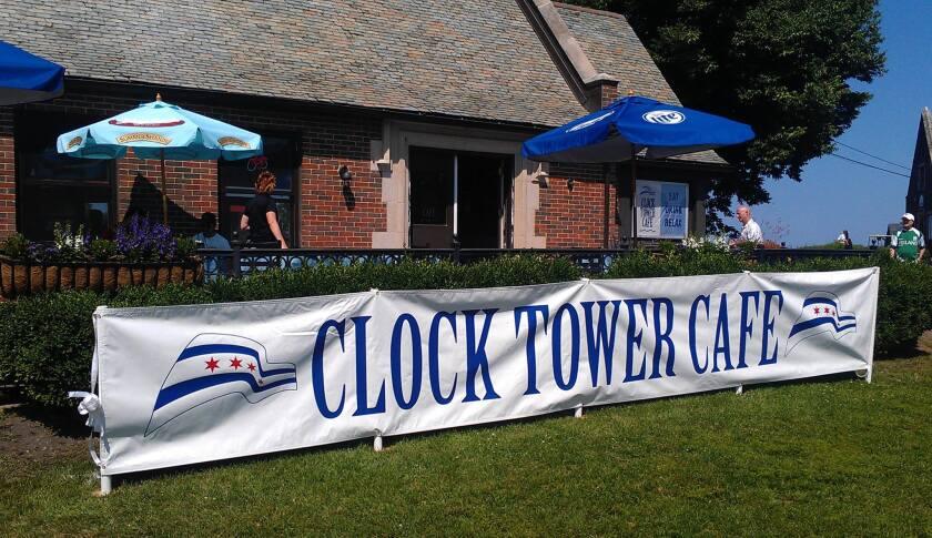 Clock Tower Café