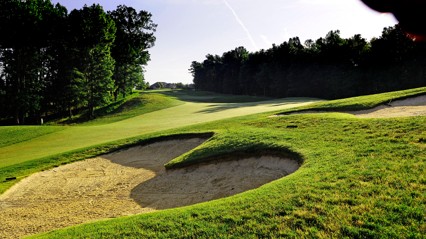 Forest Greens Golf Course in Triangle Virginia