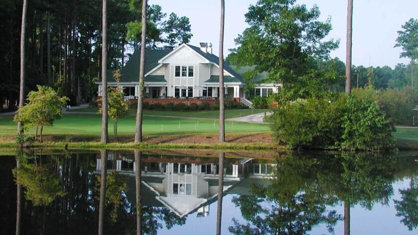 Cypress Landing Golf Club, Clubhouse, Chocowinity North Carolina