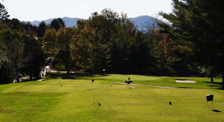 Lexington Golf & CC, Hole 8