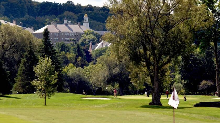 Seven Oaks Golf Club at Colgate University, Hamilton New York