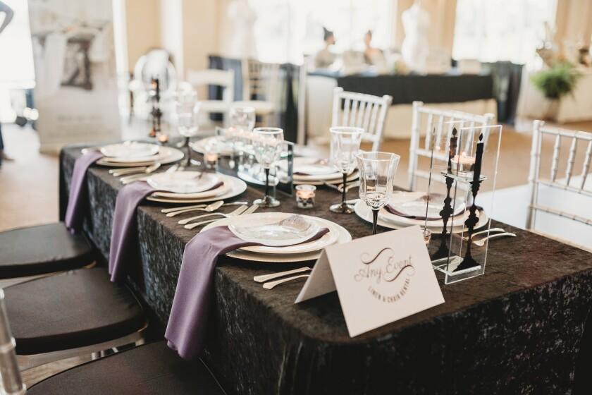 2021 Bridal Show at The Club at Eaglebrooke