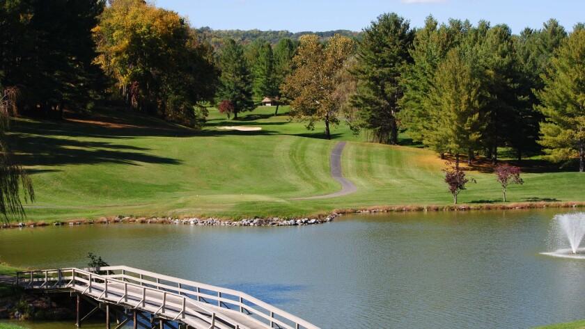 Lexington Golf &CC, Hole 10