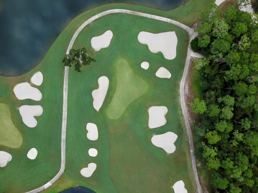 St. Johns Bunkers