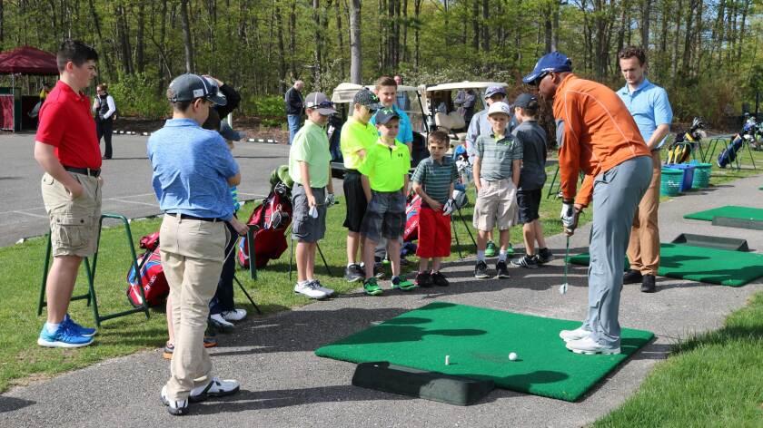 Junior Golf Instruction - Rich Jones, Class A PGA Professional, Pine Ridge Golf Club, Long Island