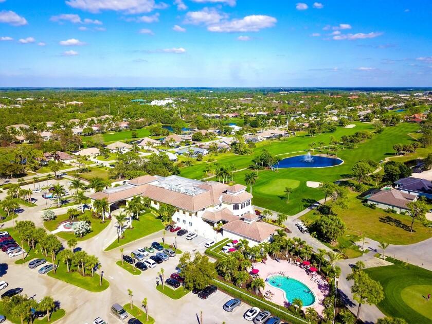 Spanish Wells Golf Country Club in Bonita Springs, FL