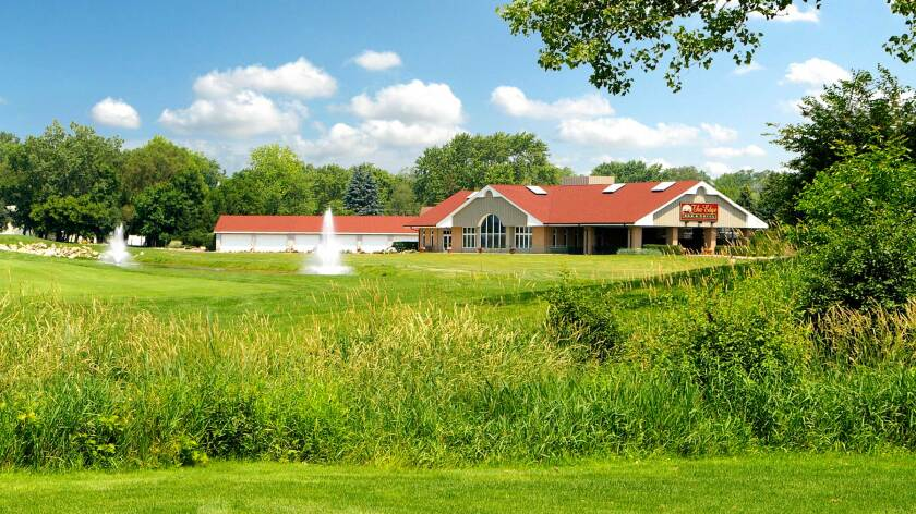 Water's Edge Golf Course, Clubhouse
