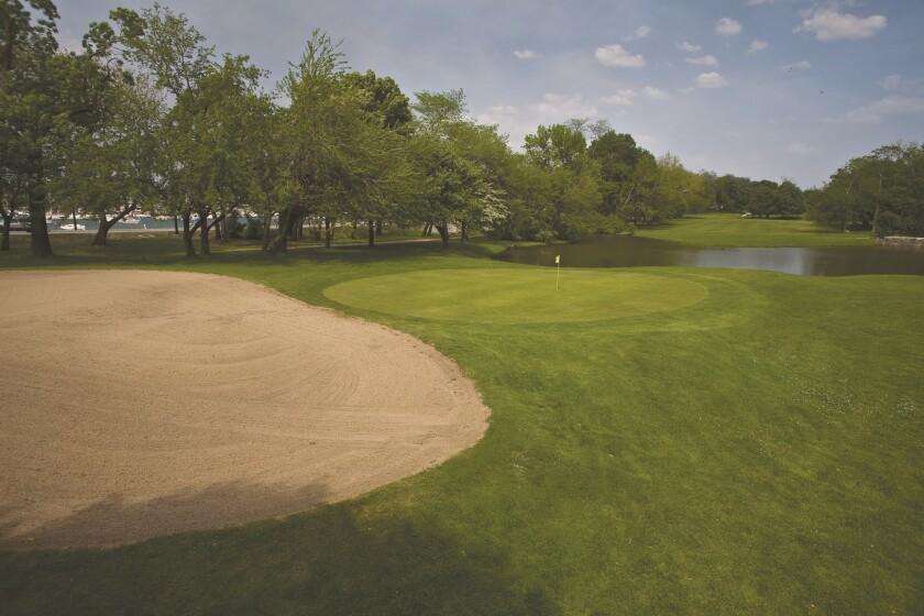 Jackson Park Golf Course - Chicago Park District