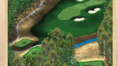 Brickshire Golf Club - golf course description for hole 8