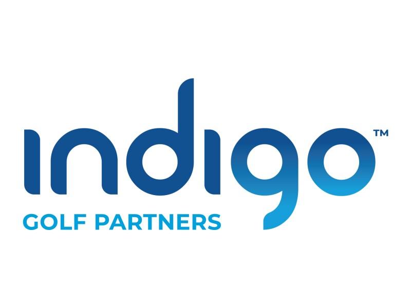 Indigo Golf Partners Logo, Name