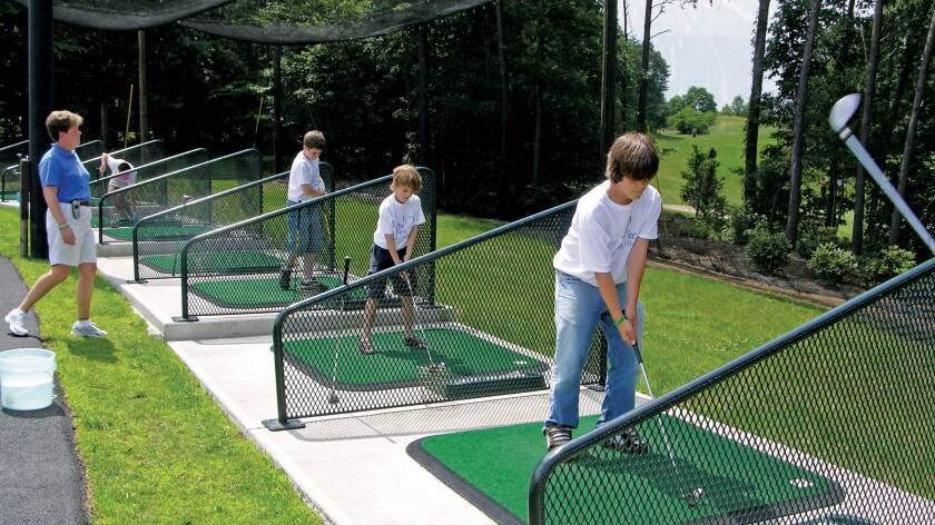 First Tee of Prince William County, Lake Ridge Driving Range
