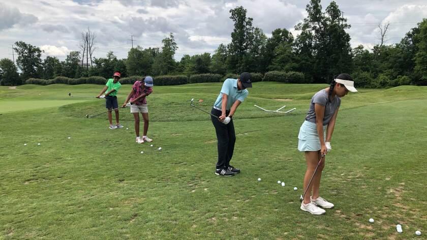 1757 Golf Club, Golf Academy, Game Improvement Center