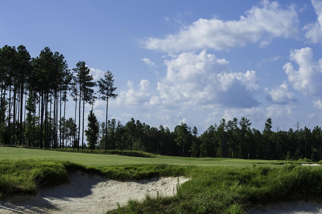 Magnolia Green Golf Club, Hole 1, Richmond VA Golf Course