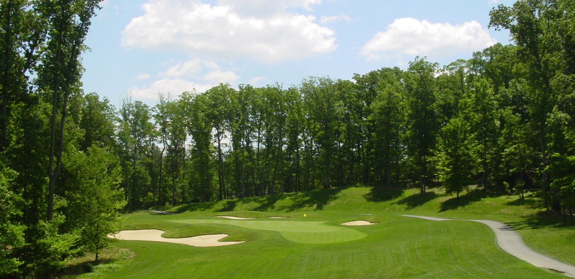 Forest Greens Golf Club in Triangle VA