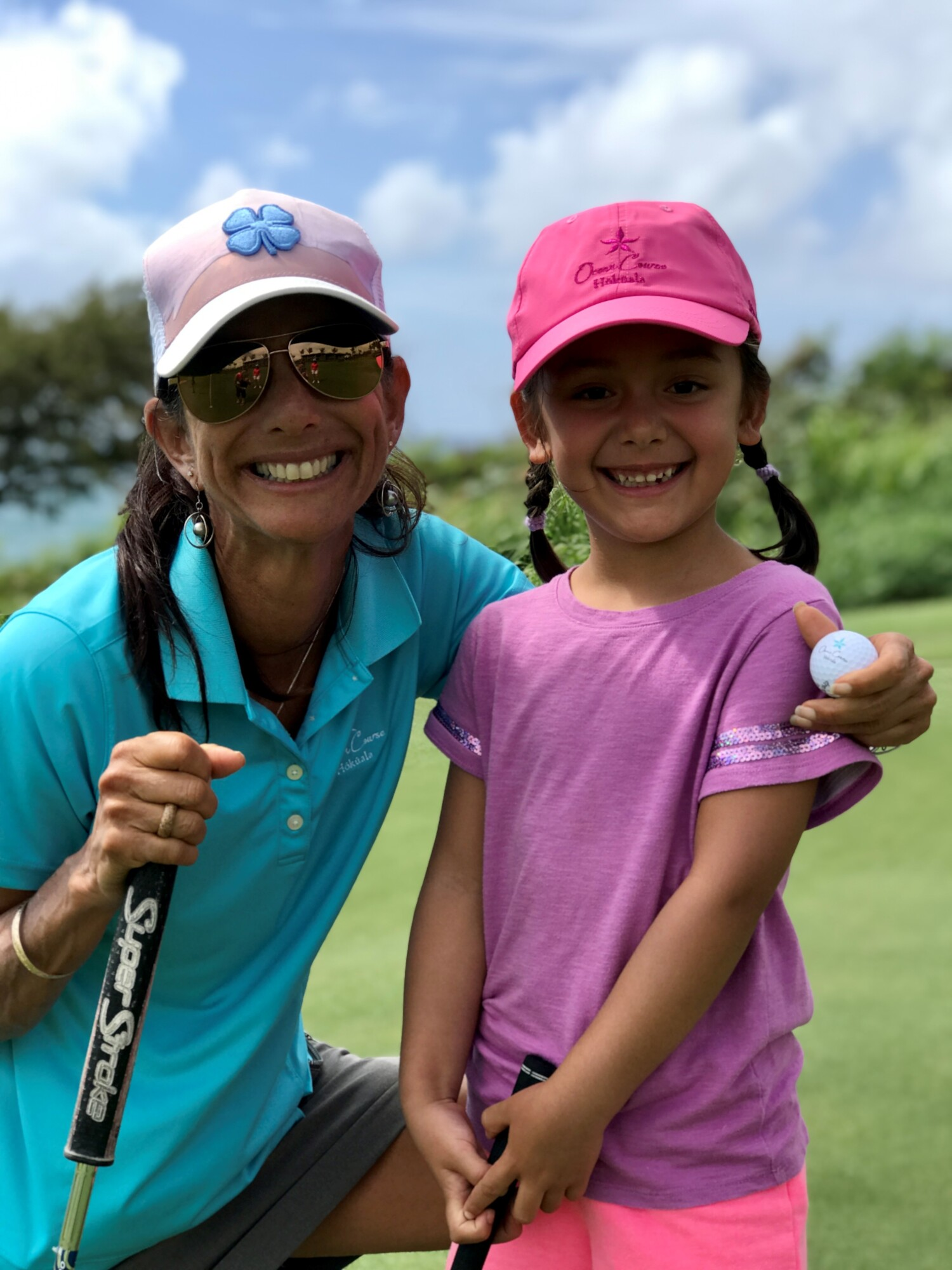 Kellie Hines PGA Director of Community Relations and Instruction at Ocean Course Hokuala