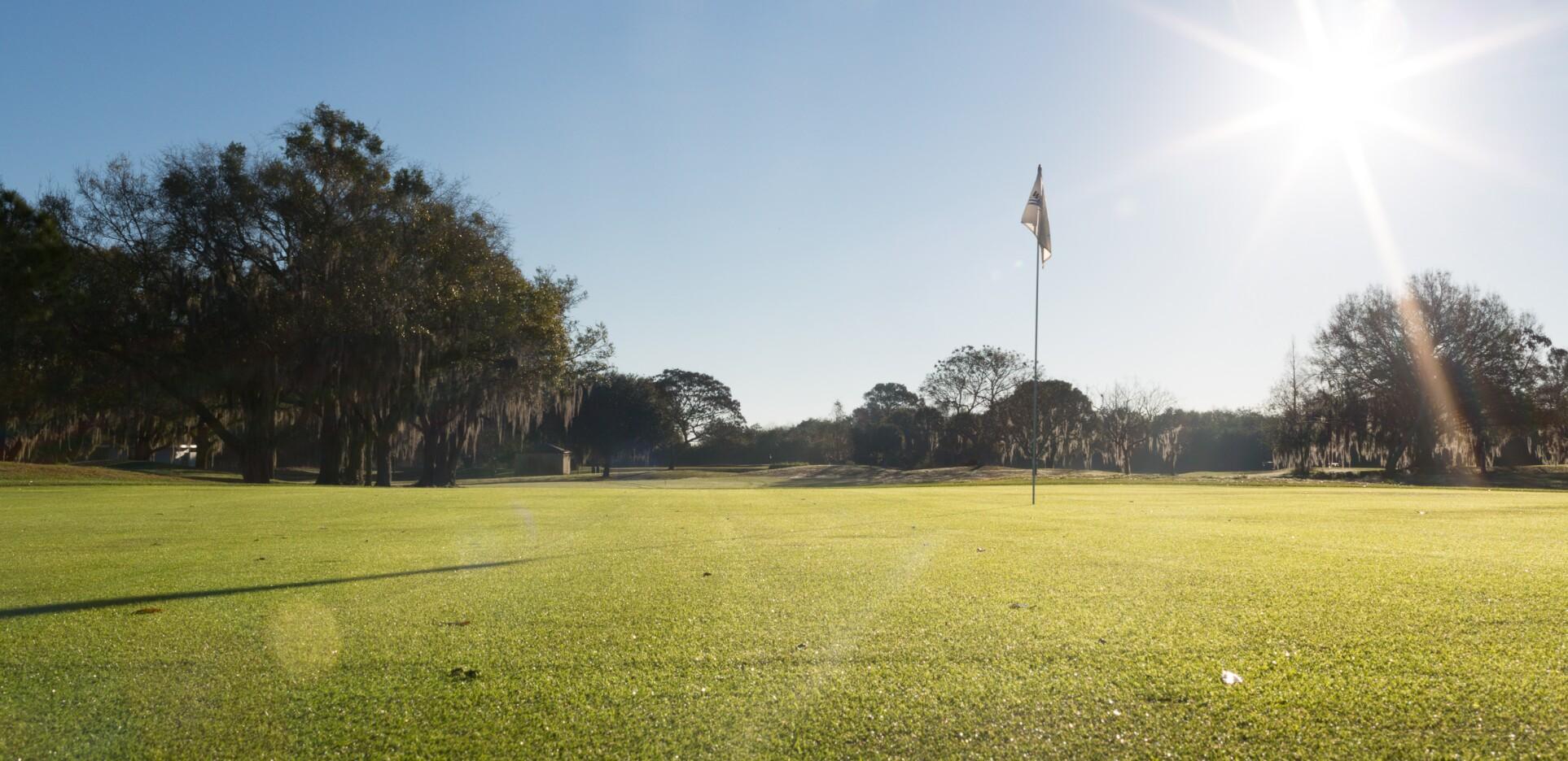 Wilowbrook Flag Course