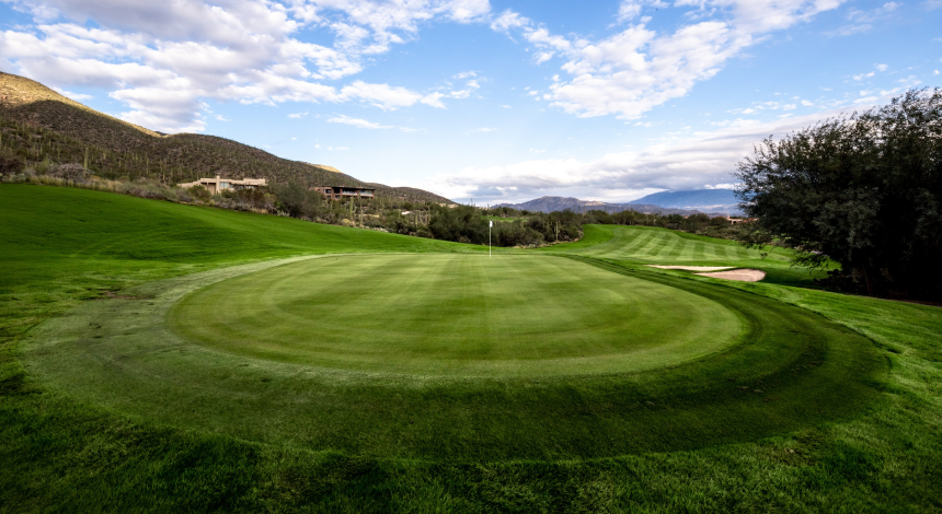 Arizona National golf course
