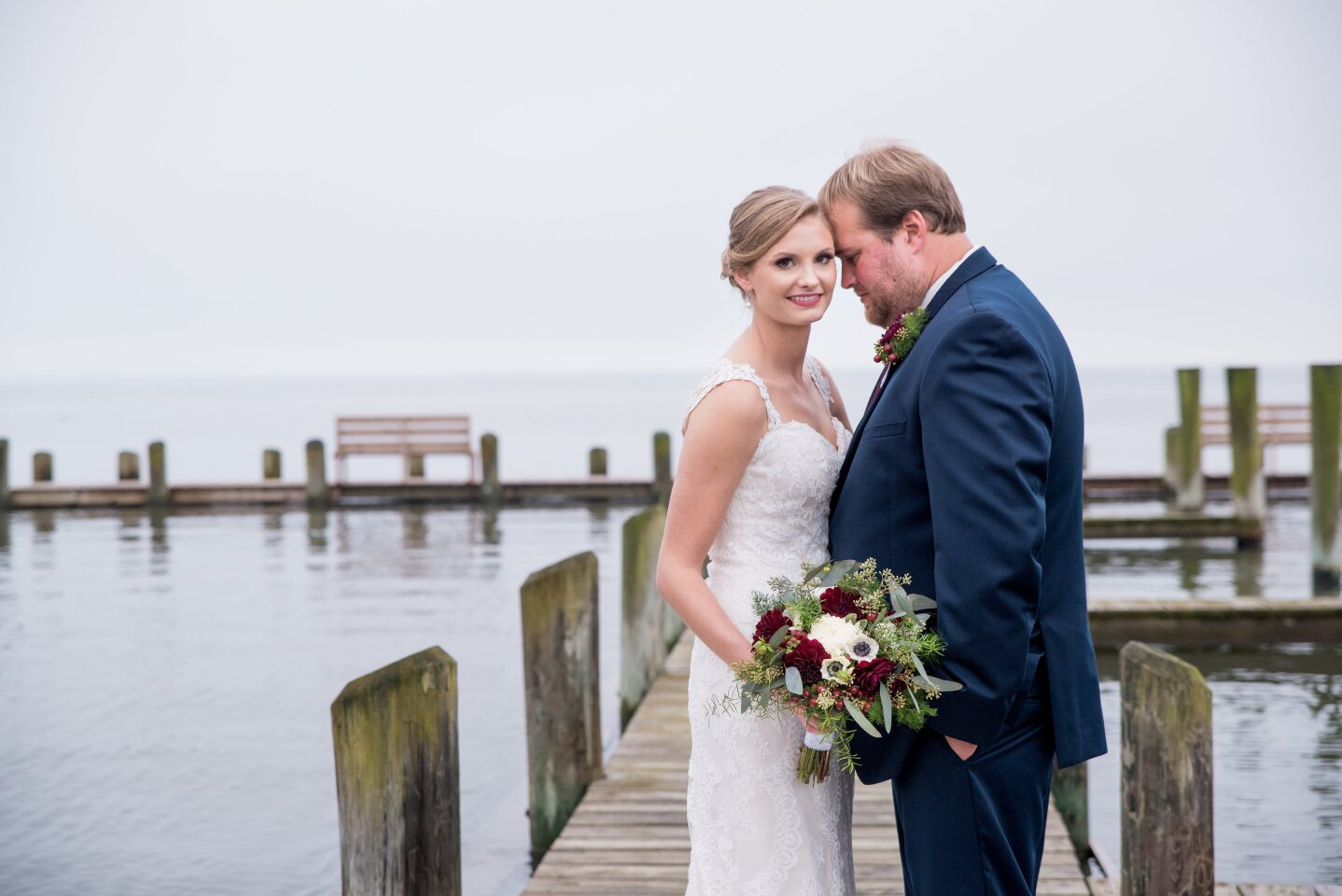 Taylor wedding at Captain's Cove Golf & Yacht Club