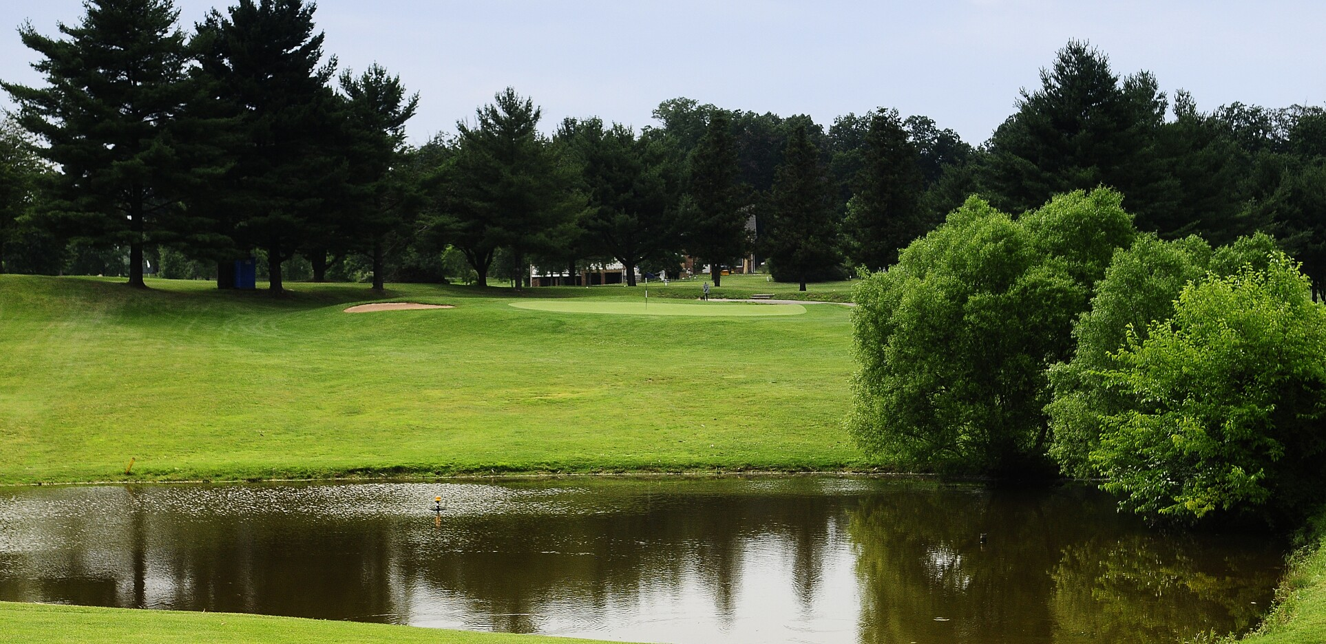 Prince William Golf Course in Nokesville VA