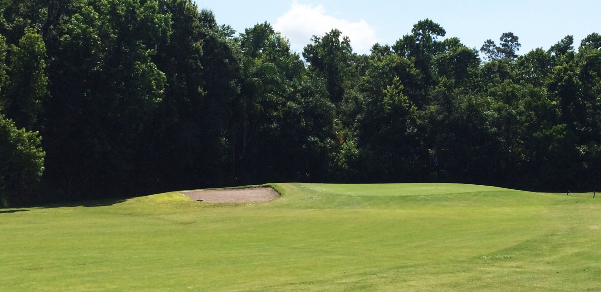 Fairways Golf Club Hole 3