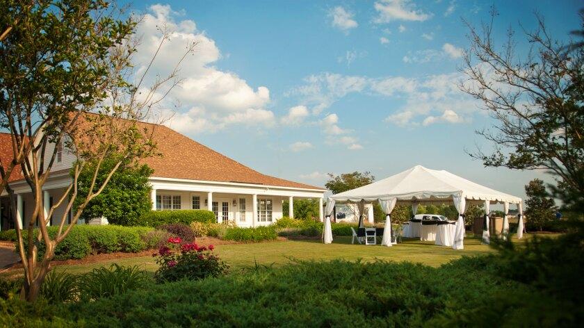 Bradford Creek Golf Course, Clubhouse