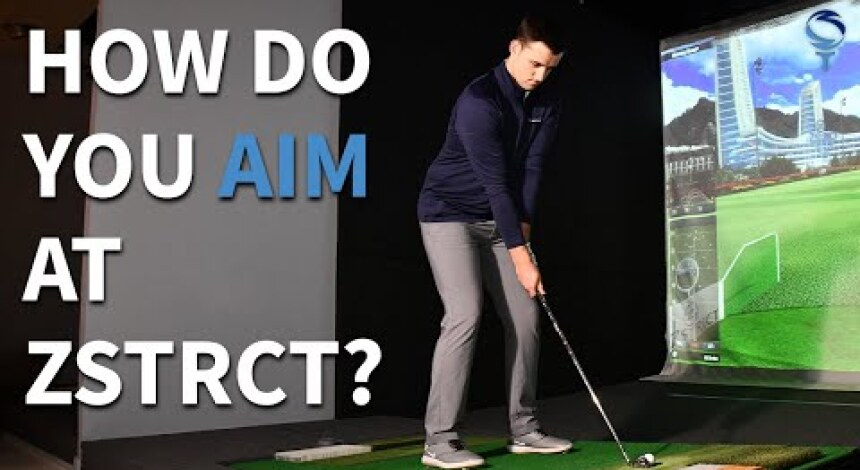 AT THE 'STRICT WITH BEN MACKEY | Episode 2 | How to Aim