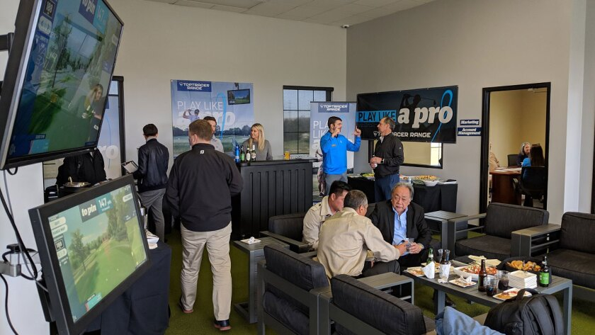 1757 Golf Club, Toptracer Corporate Events, Northern Virginia