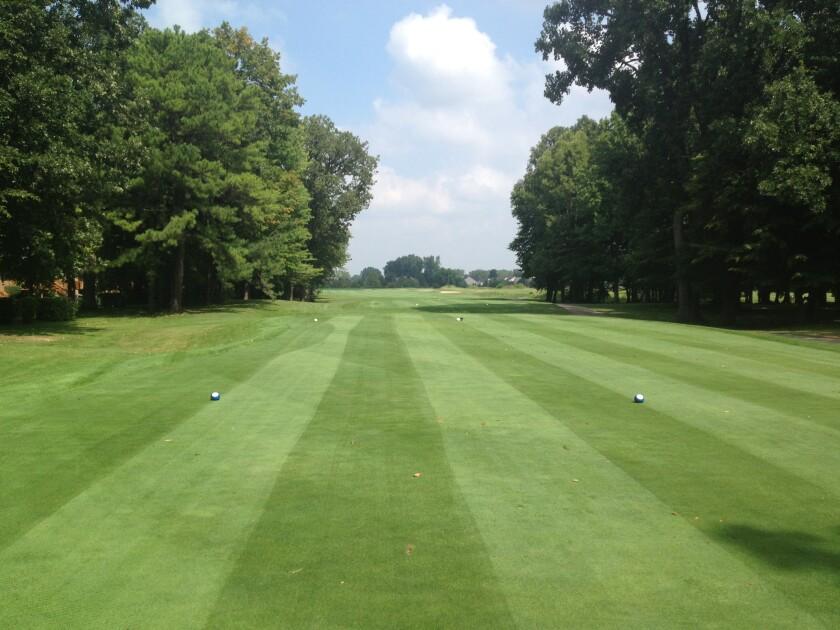 Fellows Creek Golf course in Canton Michigan