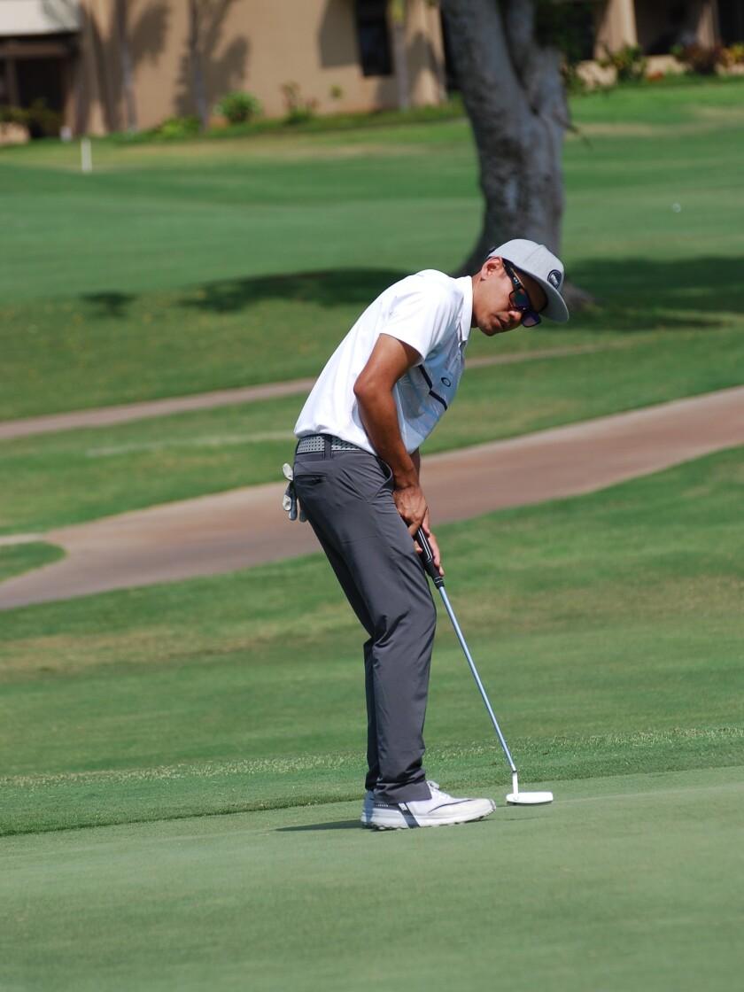 Pearl Country Club TJ Kua Golf Tips