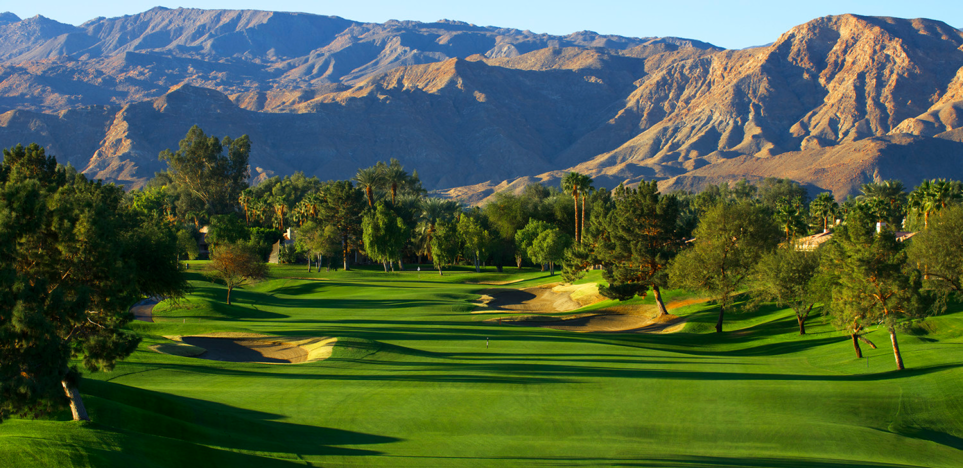 Westin Mission Hills Golf Course mountain view