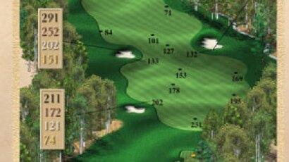 Brickshire Golf Club - golf course description for hole 10