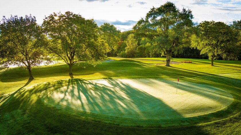 Chick Evans Golf Course, Forest Preserve Golf