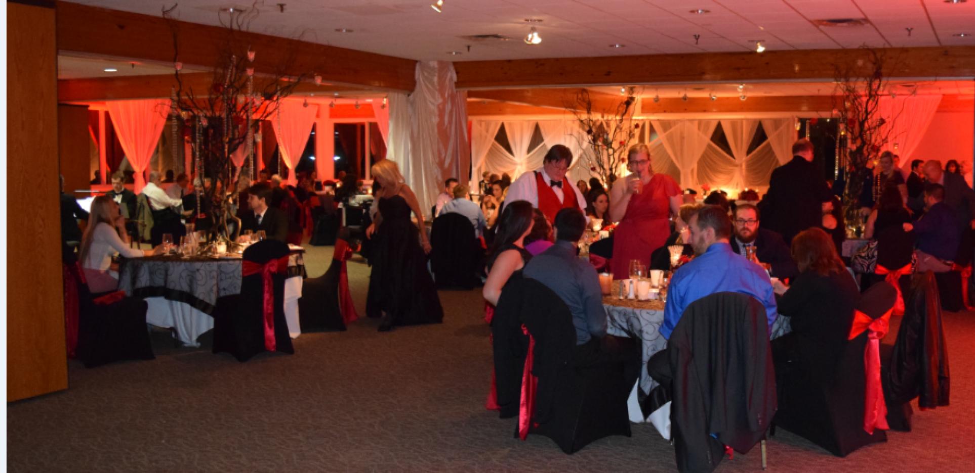 banquet event at Fellows Creek Golf Club