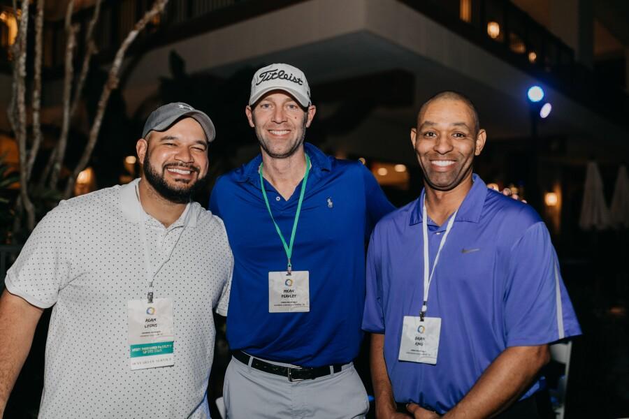 Indigo Golf Partners Team, Indigo Celebration