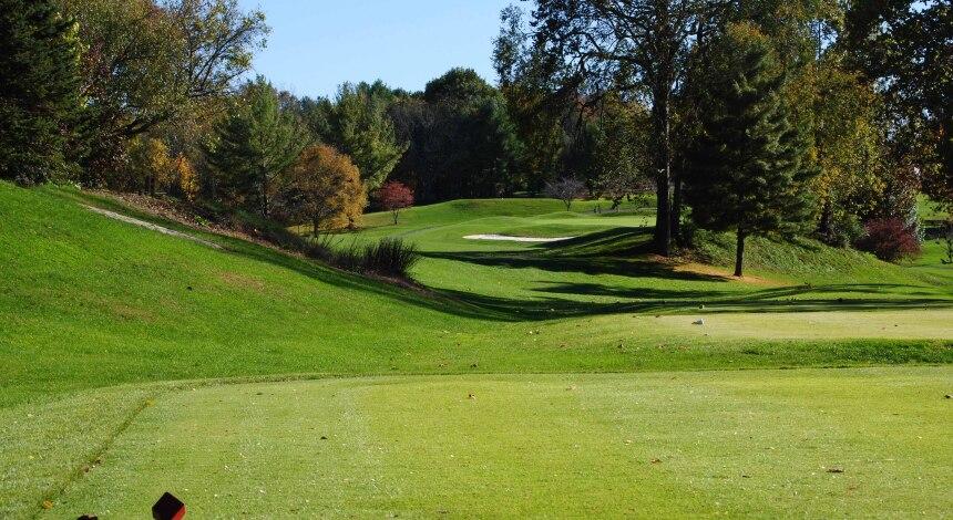 Lexington Golf & CC, Hole 5