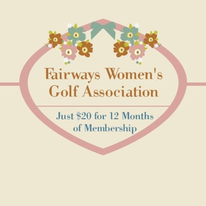 Fairways Women's Golf Association