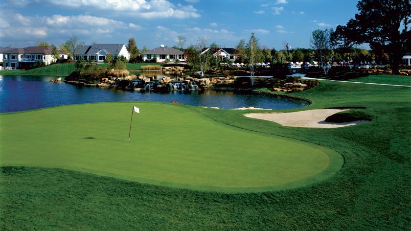 Whisper Creek Golf Club hole 18